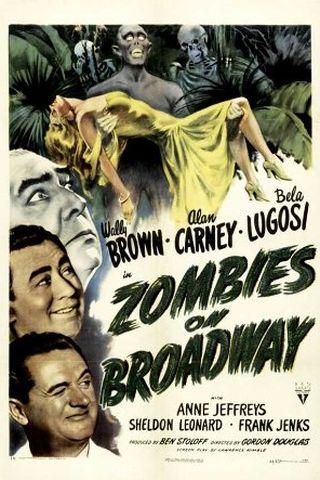 Zombies na Broadway