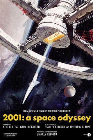 2001, uma Odisséia no Espaço