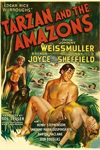 Tarzan e as Amazonas