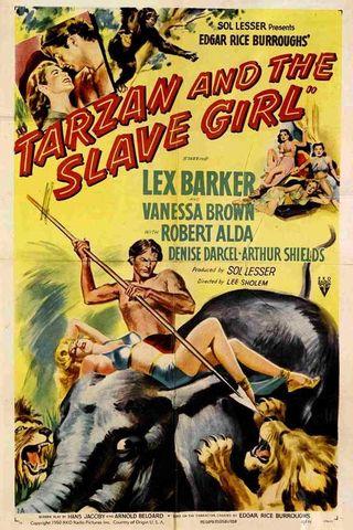 Tarzan e a Escrava
