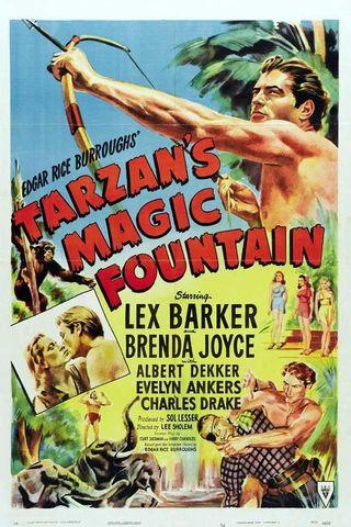 Tarzan e a Fonte Mágica
