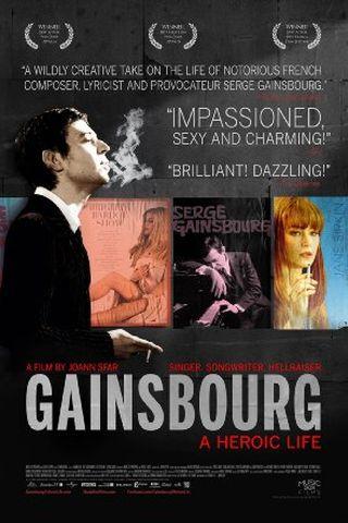 Gainsbourg, o Homem Que Amava as Mulheres