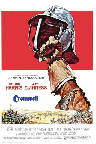 Cromwell - O Homem de Ferro