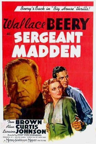 Sargento Madden