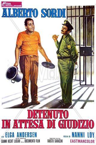 Detenuto in Attesa di Giudizio