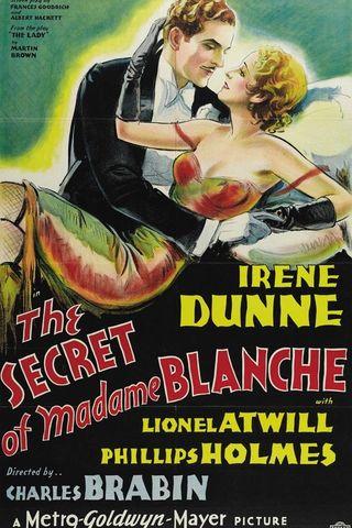 O Segredo de Madame Blanche