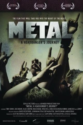 Metal - Uma Jornada pelo Mundo do Heavy Metal
