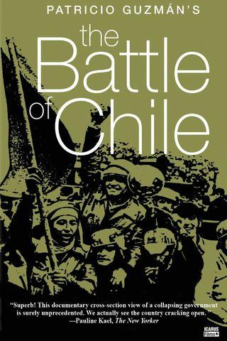 A Batalha do Chile - A Insurreição da Burguesia