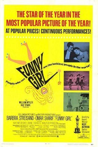 Funny Girl - A Garota Genial