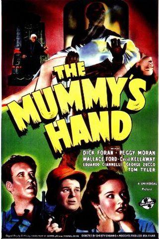 A Mão da Múmia