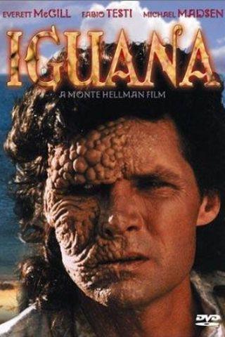 Iguana - A Fera do Mar