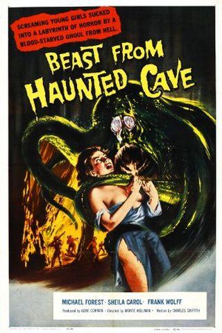 A Besta da Caverna Assombrada