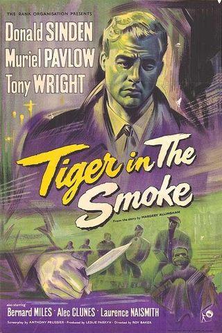 Um Tigre na Fumaça