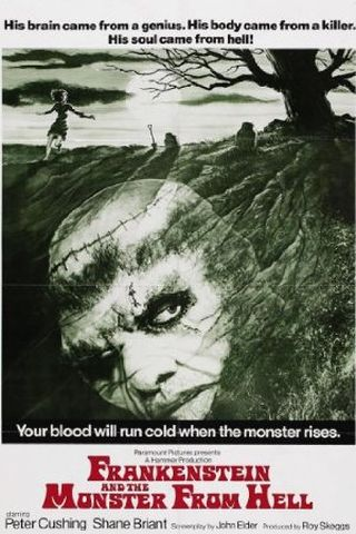 Frankenstein e o Monstro do Inferno