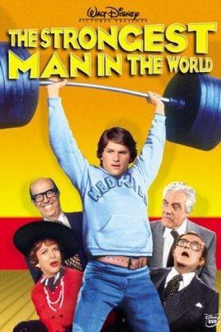 O Homem Mais Forte do Mundo