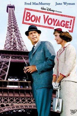 Bon Voyage, Enfim Paris