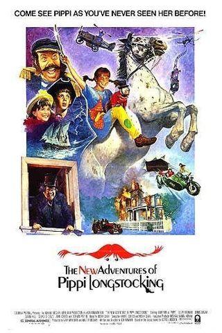 As Novas Aventuras de Pippi Longstocking