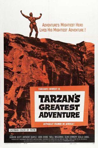 A Maior Aventura de Tarzan