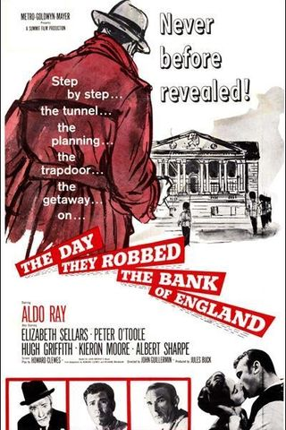 O Dia em Que Roubaram o Banco da Inglaterra