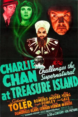 Charlie Chan na Ilha do Tesouro