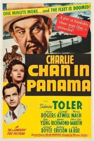 Charlie Chan no Panamá
