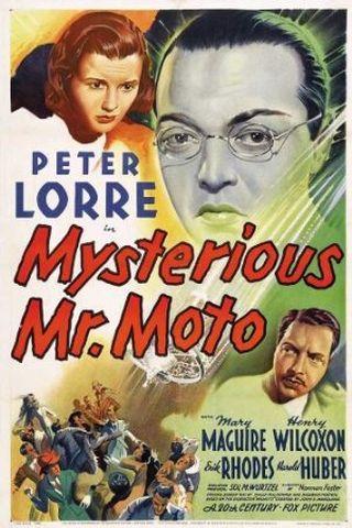 A Fuga de Mr. Moto