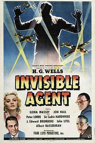 Agente Invisível Contra a Gestapo