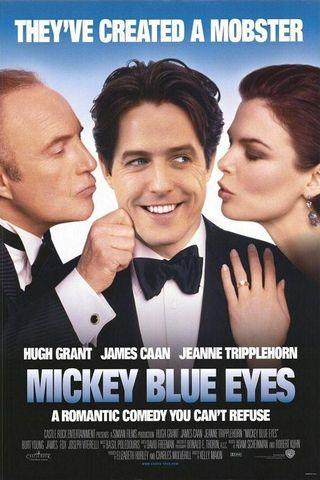 Mickey Olhos Azuis