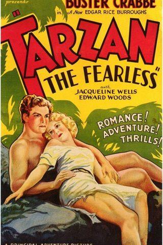 Tarzan - O Destemido