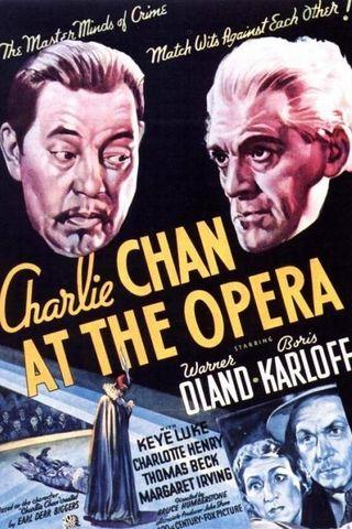 Charlie Chan na Ópera