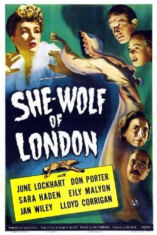 A Mulher-Lobo de Londres