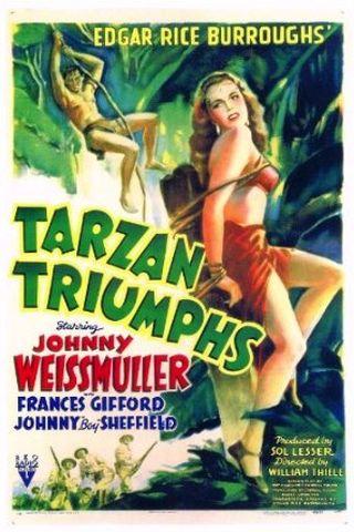 Tarzan - O Vencedor