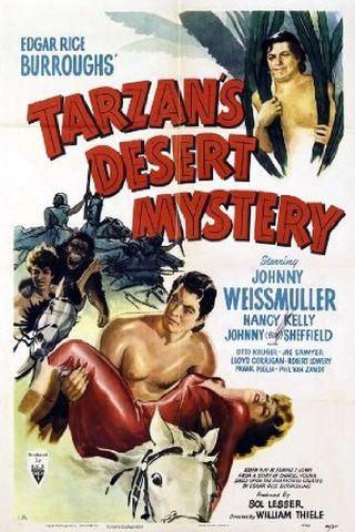 Tarzan - O Terror do Deserto