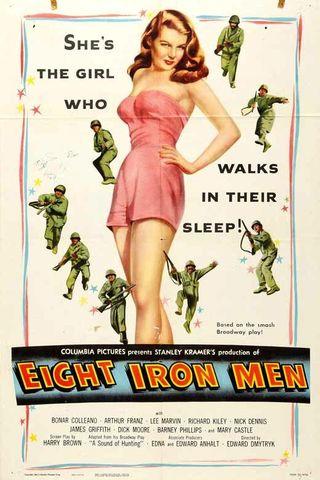 Oito Homens de Ferro