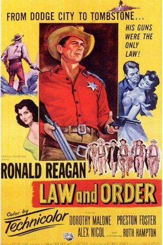 Com a Lei e a Ordem