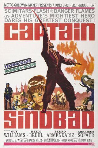 As Aventuras do Capitão Simbad