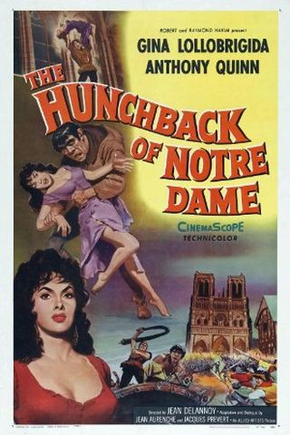 O Corcunda de Notre Dame