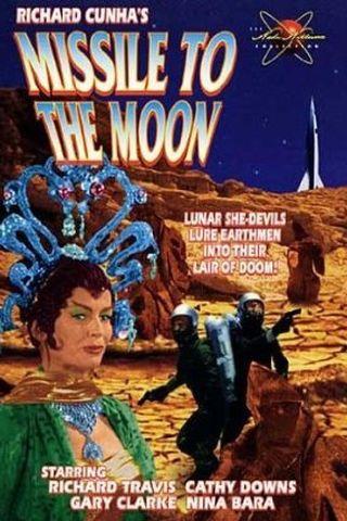 Missil para a Lua