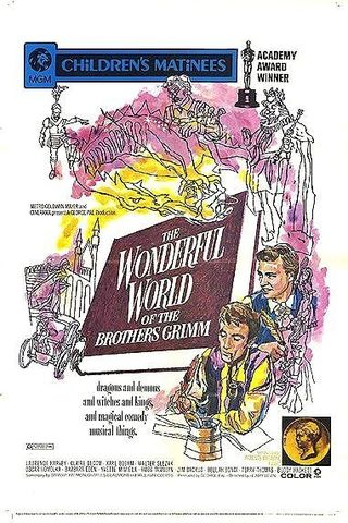 O Mundo Maravilhoso dos Irmãos Grimm