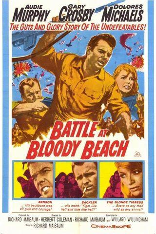 Sangue na Praia