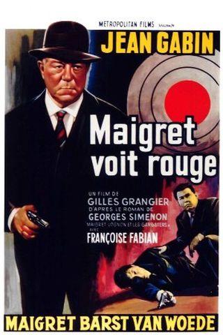 A Fúria de Maigret