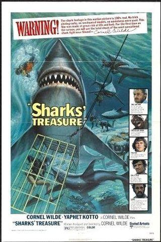 O Tesouro dos Tubarões