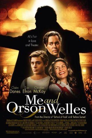 Eu e Orson Welles