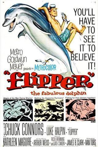 Flipper - O Menino e o Delfim