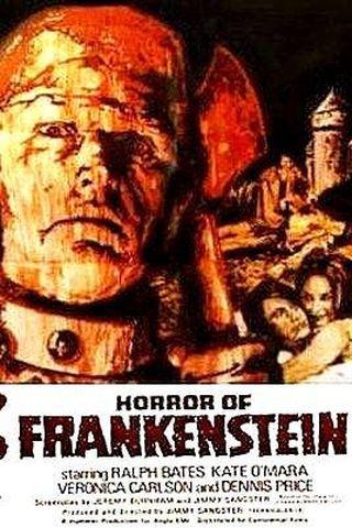 Horror de Frankenstein