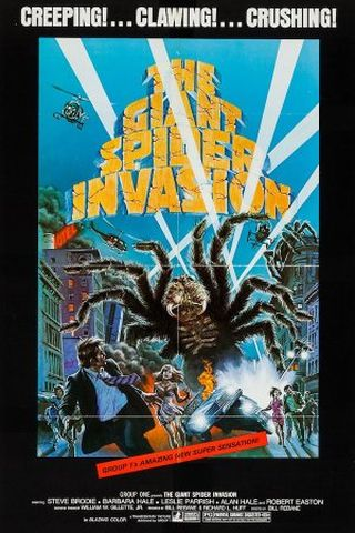 A Invasão das Aranhas Gigantes