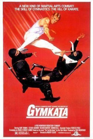 Gymkata - O Jogo da Morte