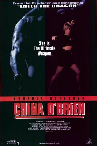 China O'Brien - A Herdeira do Dragão