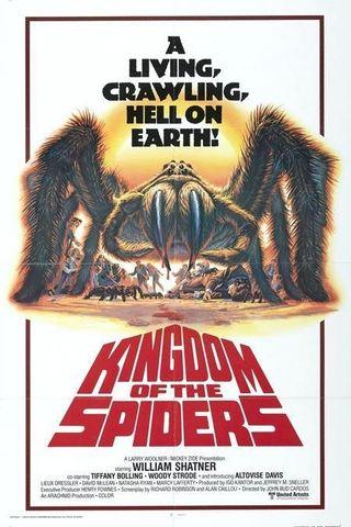 O Império das Aranhas