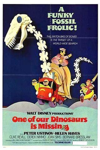 Está Faltando um de Nossos Dinossauros